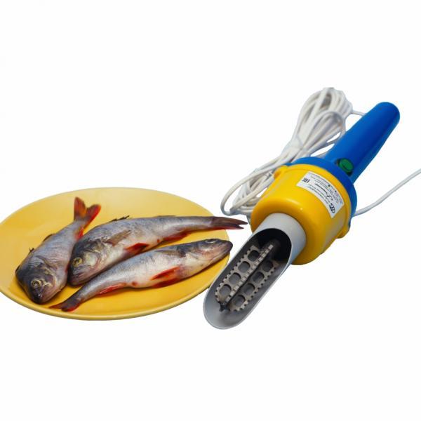 Электрическая рыбочистка РЧ-01 - ФермерМ - Товары для фермеров и хозяйств