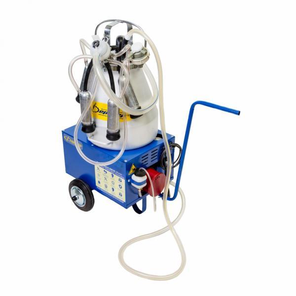 АДЭ-01 Доильный агрегат для коров, коз, кобылиц, верблюдиц, лосих - ФермерМ - Товары для фермеров и хозяйств