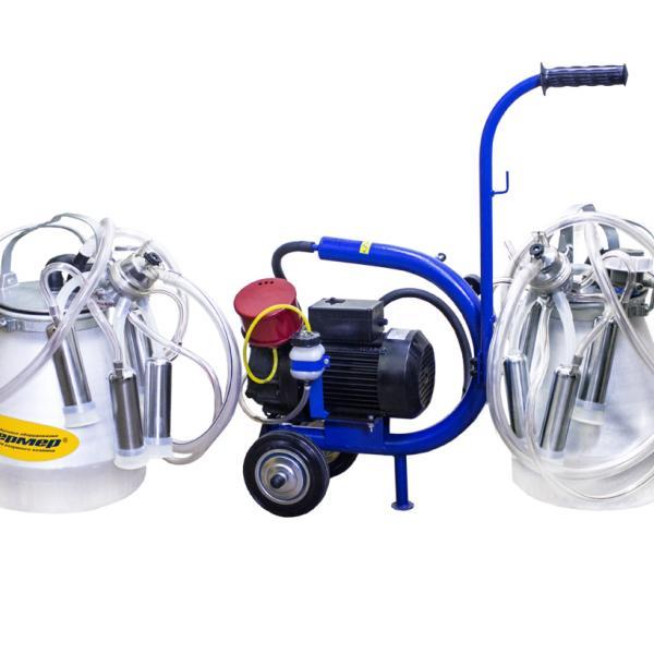 АДЭ-03 Доильный агрегат для коров, коз, кобылиц, верблюдиц, лосих - ФермерМ - Товары для фермеров и хозяйств