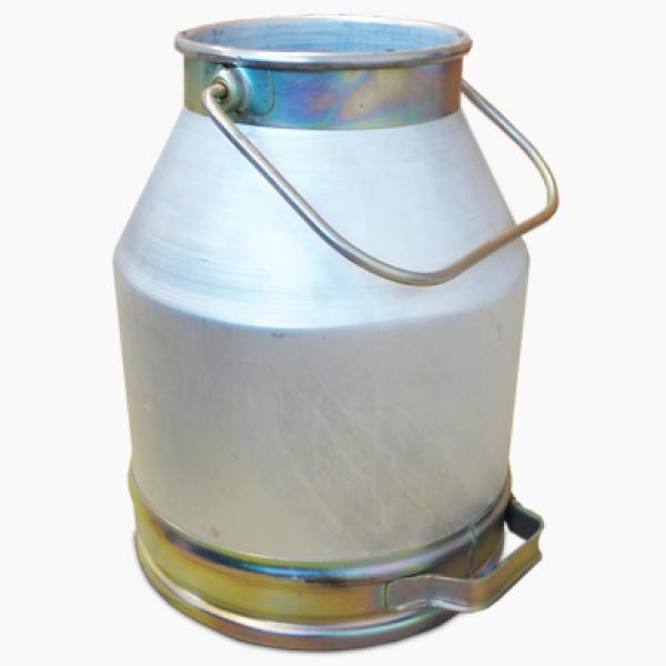 Бидон молочный алюминиевый - ФермерМ - Товары для фермеров и хозяйств