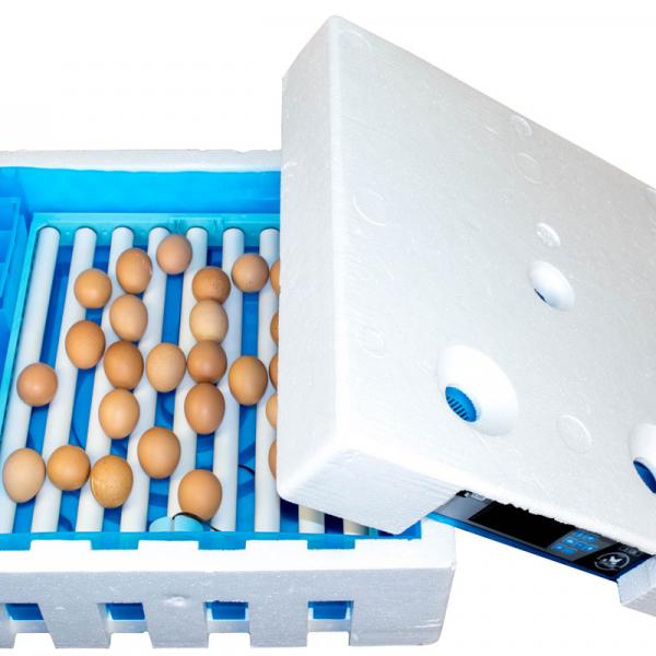 """Инкубатор для яиц автоматический """"Птичий двор"""" модель S-64 - ФермерМ - Товары для фермеров и хозяйств"""