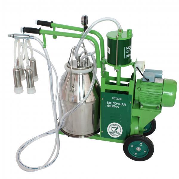 Доильный аппарат для коров «Молочная ферма» модель 2П - ФермерМ - Товары для фермеров и хозяйств