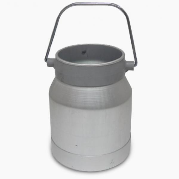 Бидон молочный алюминиевый, 10 литров - ФермерМ - Товары для фермеров и хозяйств