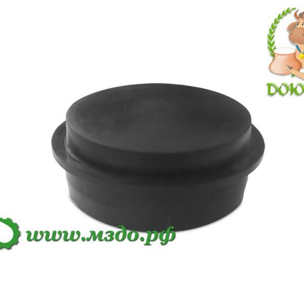 Заглушка вакуумного ресивера Мини круглая (резина) - ФермерМ - Товары для фермеров и хозяйств